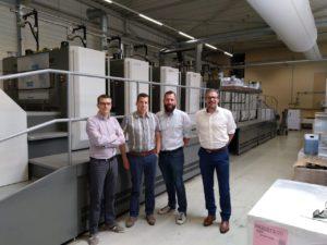 Nieuwe partner: Drukkerij Bluckens – Zwart op Wit